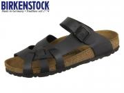 Birkenstock Pisa 075033 black Birko Flor