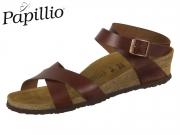 Papillio Lola 1009237 cognac Naturleder Pull Up