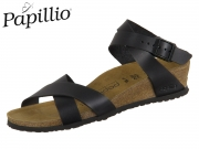 Papillio Lola 1013160 black Naturleder