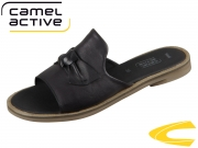 camel active Heat 897.70-01 black Wrinkeled Sheep
