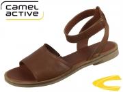 camel active Heat 897.72-02 cognac Wrinkeled Sheep