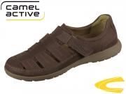 camel active Folk 536.12-01 mocca Nubuk