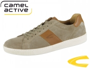 camel active Tonic 537.11-04 salvia nature Suede Burn