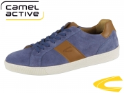 camel active Tonic 537.11-03 fjord nature Suede Burn