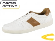 camel active Tonic 537.12-01 white Velvet Cow Burn
