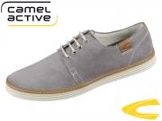 camel active Copa 376.26-02 ash Suede