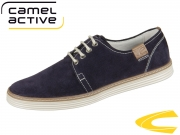 camel active Copa 376.26.03 midnight Suede