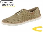 camel active Copa 376.29-01 mushroom Suede