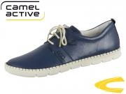 camel active Ethnic 519.11-01 denim Velvet Cow