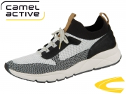 camel active  Run 539.12-01 Knitted Buffalo Nubuk