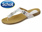 Scholl BIMINI 708362-50-31 off weiss Printed Suede