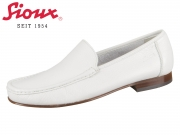 Sioux Claudio 27347 weiss Soft Nappa