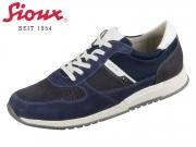 Sioux Rodney 36611 indaco Velour Milan Textil