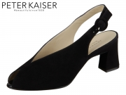 Peter Kaiser Veronique 85313-240 schwarz Suede