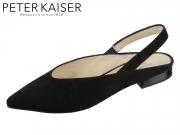 Peter Kaiser Takara 19349-240 schwarz Suede