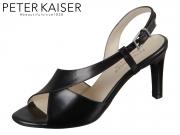 Peter Kaiser Oprah 07305-100 schwarz Chevro