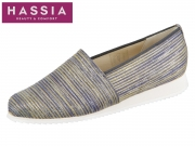 Hassia Piacenza 7-301684-3200 blue Righe