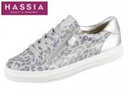 Hassia Bilbao 7-301237-7600 silber Leo Metal Perlato