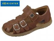 Richter 2605-543-2900 cognac Glattleder