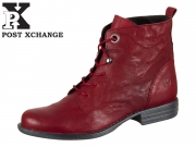 POST XCHANGE Jessy 465 6100 red leather