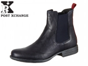 POST XCHANGE Jessy 854 4700 dark blue leather