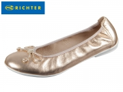 Richter 3510-542-3000 salmon Metallicleder