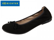 Richter 3510-541-9900 black Ziegenvelour