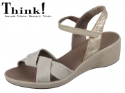 Think! Wedsch 84516-44 jute kombi Material Mix