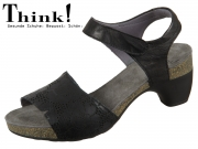 Think! Traudi 84573-00 schwarz Laser Capra