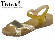 Think! Dumia 84375-63 olive kombi Capra Rustico