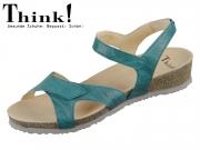 Think! Dumia 84374-97 lagune Capra Rustico V