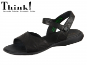 Think! GRIAWI 84550-00 schwarz Capra Rustico