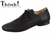 Think! Guad 84270-00 schwarz Texano Calf Veg