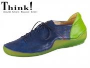 Think! KAPSL 84062-90 indigo kombi Wax Sheep Veg