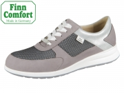 Finn Comfort Corato 02282-901998 mouse street grey Nubuk Soft Skipper Knautschlack