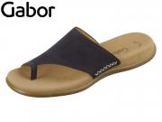 Gabor 03.700-16 nightblue Nubuk Lavato