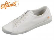 Softinos Isla 154-534 white Smooth Leather