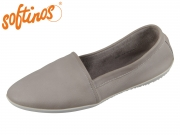 Softinos Olu 382-012 Olu382SOF taupe Washed Leather