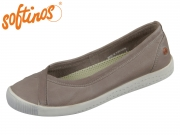 Softinos Ilma 179-549 taupe Washed Leather
