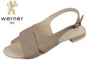 Werner 1911 Chiara 698-02067 sand stone Nubuk