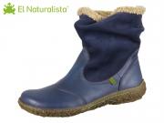 El Naturalista Nido N758 oc ocean Soft Grain Lux Suede