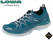 Lowa Innox Evo GTX Lo Ws 320616 7442 petrol eisblau  GTX