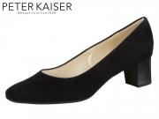 Peter Kaiser Ghana 51901-240 schwarz Suede