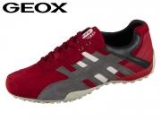 Geox Uomo Snake K U4207K02214C0020 red black Scam Mesh DK
