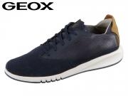 Geox U Aerantis U927FA02243C4002 navy Scam Vit Liscio