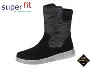 superfit LORA 3-09487-00 schwarz Velour Textil