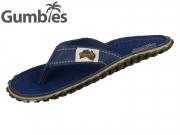 Gumbies GUMBIES Australian Shoes 2212 dark denim