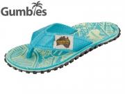 Gumbies GUMBIES Australian Shoes 2203 kids turquoise