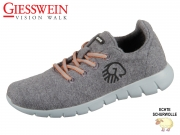 Giesswein Merino Runner Women 49300-017 grau 3 D Merinostretch