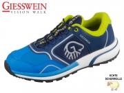 Giesswein Wool Cross X 49304-572 türkis Merino Wolle